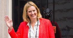 Hastings & Rye MP, Amber Rudd at No. 10