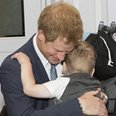 Prince Harry Great Dad Canvas