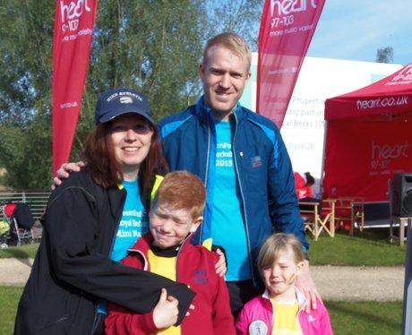 Royal Berkshire 10k: Before the race