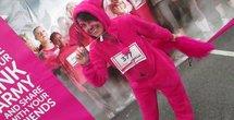 Penzance Race For Life 2015 Finish