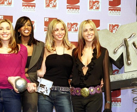 All Saints MTV Europe Music Awards 2000