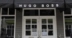 Hugo Boss at Bicester Shopping Village