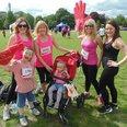 Race for Life in Regent's Park
