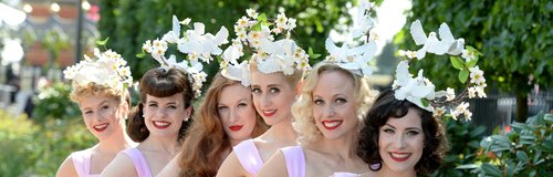 Ascot Ladies Hats 2015