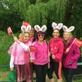 Race for Life in Trent Park, Enfield