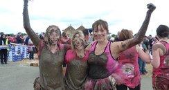 Peterborough Pretty Muddy
