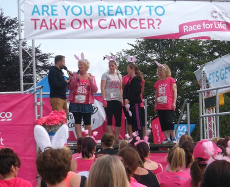 Heart Angels: Sherborne Race for life 21st June