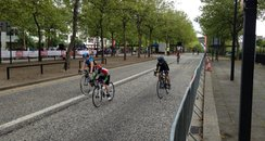 MK Cycle Race