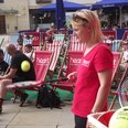 Heart Angels: Cabot Circus Wimbledon 03-04 July 20