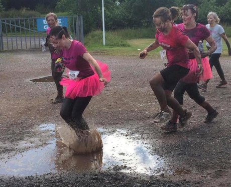 Heart Angels: Pretty Muddy Cheer Point