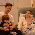 Jaime King given birth with Kyle Newman