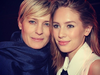 Robin Wright and Dylan Penn Beauty Pictures