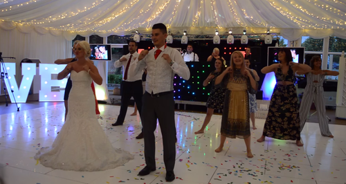 Wedding Dance Saffron Walden