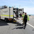 The Bomb squad on the seafront
