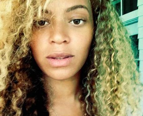 Beyonce No Makeup (Tumblr)