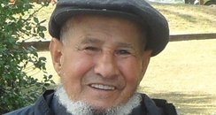 81-year-old Mushin Ahmed
