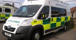 scottish ambulance service