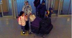 Zahera Tariq CCTV picture