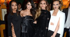 Selena Gomez and Little Mix