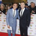 Tom Daley and Dustin Lance Black Pride Of Britain