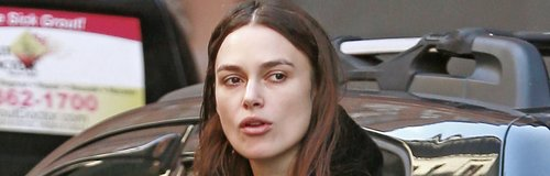 Kiera Knightly No Make-Up