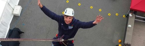 The North West Abseil Challenge