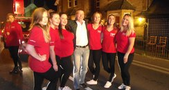 Heart Angels: Ilminster Carnival 03.09.15