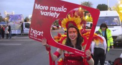 Heart Angels: Taunton Carnival 17.10.15