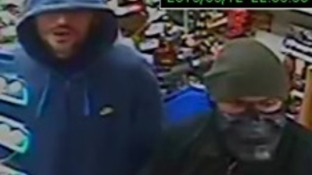 CCTV Released After Attempted Armed Robbery In Benfleet ...