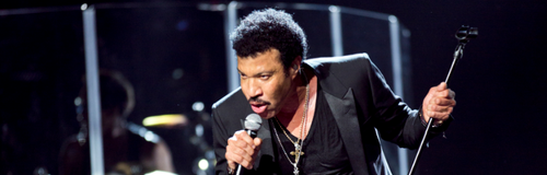 Lionel Richie on Heart Breakfast