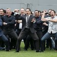 all blacks memorial service haka dance