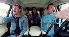 1D carpool karaoke