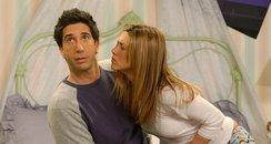 Ross and Rachael 'Friends'
