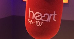 Heart Thames Valley Studio Mic