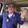James Corden and Elton John Carpool Karaoke