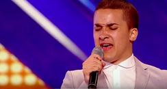 Jahmene Douglas X Factor 2012