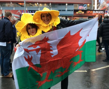 We Heart Wales: Wales V Scotland 6 Nations 2016