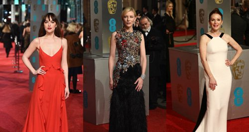 BAFTA 2016 Best Dressed Canvas