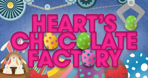 Heart's Chocolate Factory Pod Image