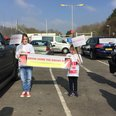 Didcot Protest Granddaughters