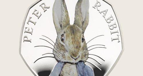 Royal Mint - Peter Rabbit