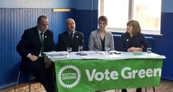 Scottish green party election