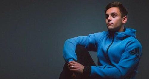 Tom Daley Adidas Campaign