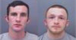 Laing and Hammond sentenced for murder