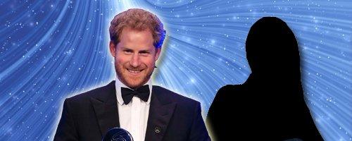 Prince Harry and Cheryl Fernandez Versini