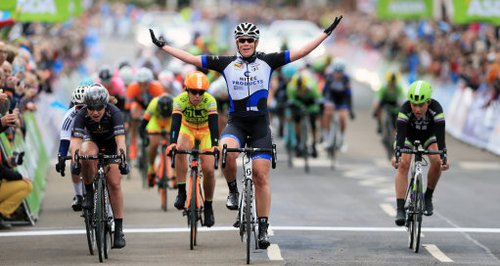 Women's Tour De Yorkshire Winner