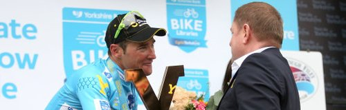 Tour De Yorkshire Winner Thomas Voeckler