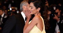 George and Amal Clooney Cannes