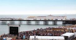 Brighton Big Screen 2015