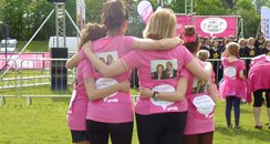 Race For Life Telford - Part One!